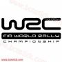 Logo W2C Word Rally - 40x17cm