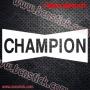 "Pegatina Logo ""CHAMPION"" 40x16cm"