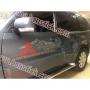 MitsubishiTRD Off-Road dos laterales 75x27cm