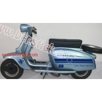 Kit pegatinas Lambretta John Player