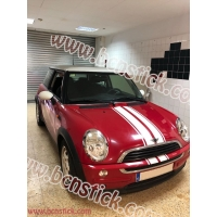 Kit laterales el capo Mini Cooper One S