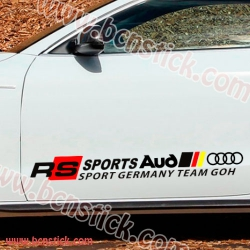 Kit dos laterales AUDI SPORT RS