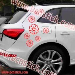 Kit de flores para coche