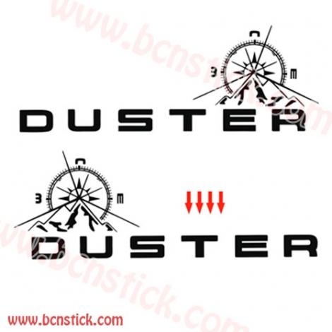 Kit de Renault DUSTER #1
