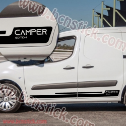 """Linias laterales """"CAMPER Edition"""""""