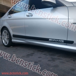 """Kit linias laterales Mercedes """"AMG"""""""
