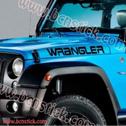 Kit de adhesivos para Jeep Wrangler
