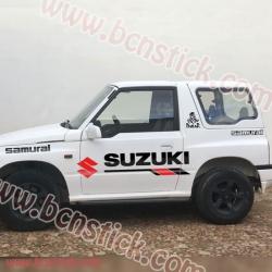 Kit SUZUKI completo 4x4