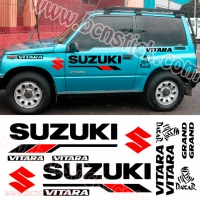Kit vinilos Suzuki Vitara / Grand 94/2005