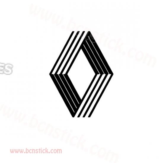 Logo Ranault para techo