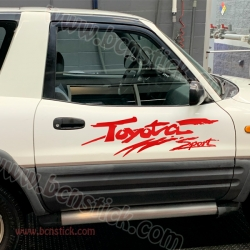 Kit laterales Toyota