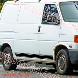 Linias laterales - Volkswagen Transporter T4