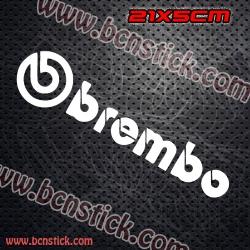 "2x logos de Racing ""BEREMBO"""