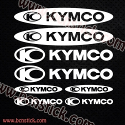 Kit de pegatinas Kymco