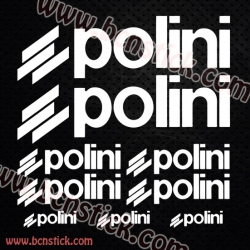 Kit de pegatinas Polini
