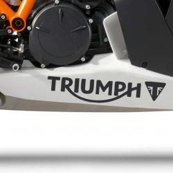 Pegatinas Moto Triumph