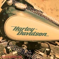 "Kit para deposito ""Harley Davidson"""
