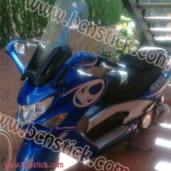 Kit de pegatinas KYMCO 500 Yamaha
