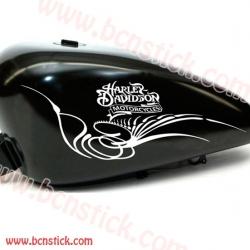 """Kit de pegatinas para deposito """"Harley Davidson"""""""