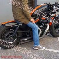 Kit de rallas decorativas para moto Harley Davidson