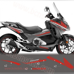 Kit Honda INTEGRA S (2014 - 2016)
