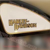Kit adhesivos Harley Davidson