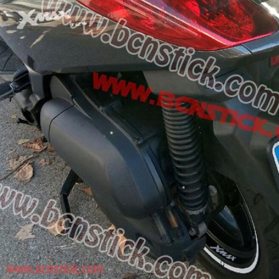 Kit de pegatinas X-Max Yamaha