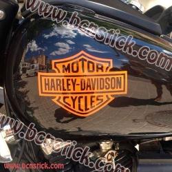 Escudo de Harley Davidson