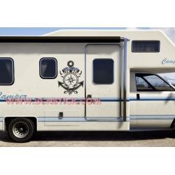 Ancla camper 60x80cm