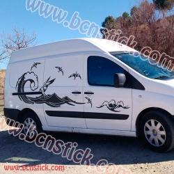 Camperizacion universal de furgoneta