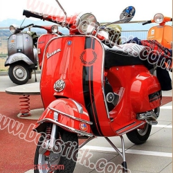 Vespa John Player Special (Kit completo)