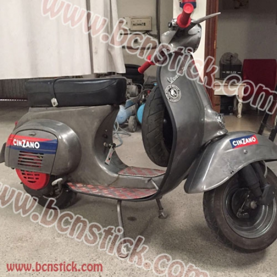 Kit Vespa Chinzano