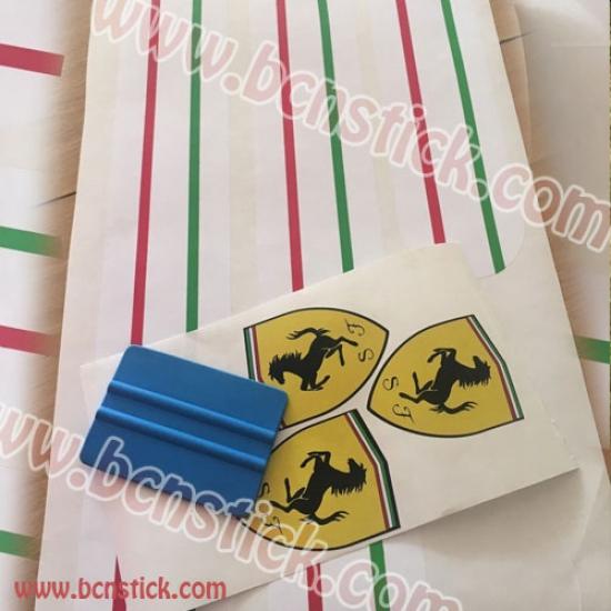 Kit Vespa Ferrari