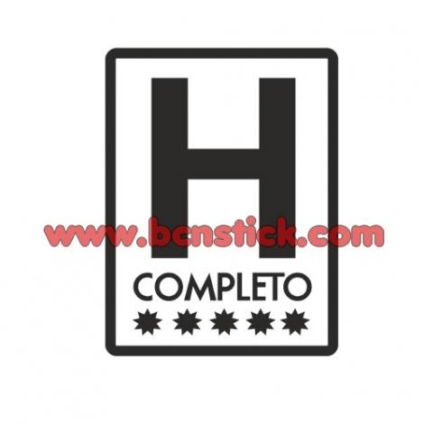Hotel Completo 25x19cm
