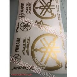 Kit de pegatina Yamaha TMax ABS